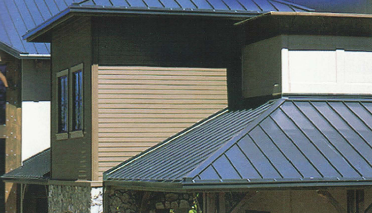 Conserving Water with Metal Roofing