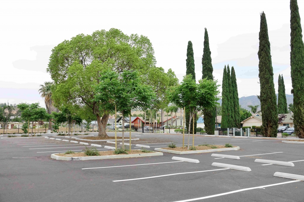 Simi Valley Unified School District Parking Project